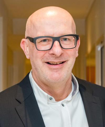 Carl Utiger, Geschäftsführer GGZ@Work
